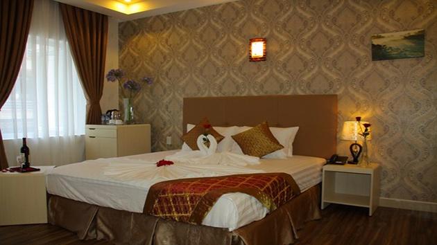 Khách sạn Arapang gần chợ Đà Lạt