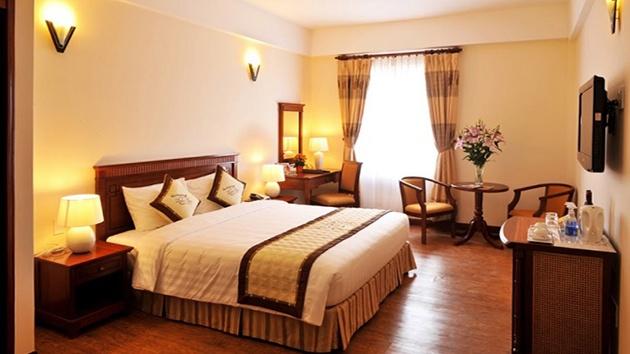 Khách sạn Đà Lạt gần chợ mới xây