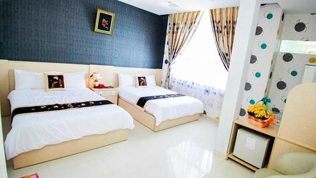 Khách sạn Hồng Tâm gần chợ Đà Lạt