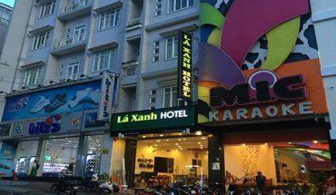 Khách sạn Lá Xanh