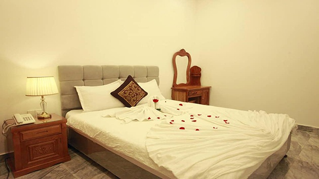 Khách sạn My Ty gần chợ Đà Lạt