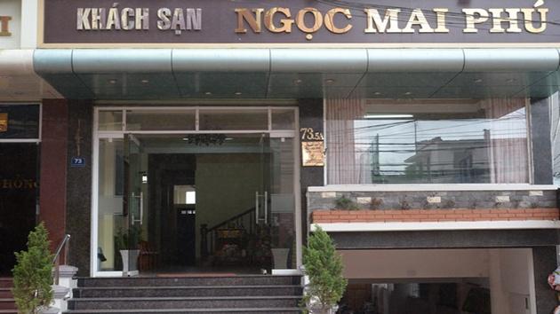 Khách sạn Ngọc Mai Phú gần chợ Đà Lạt