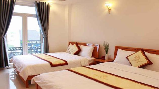 Khách sạn Thiên Hòa Đà Lạt mới xây