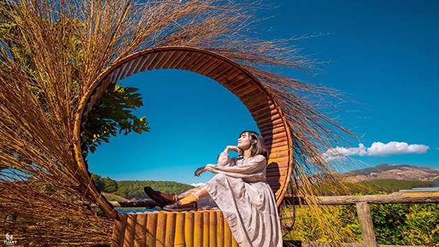 Khu du lịch Thúy Thuận tour săn mây Đà Lạt
