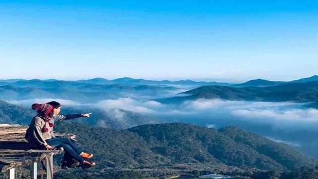 Số điện thoại tour săn mây Đà Lạt