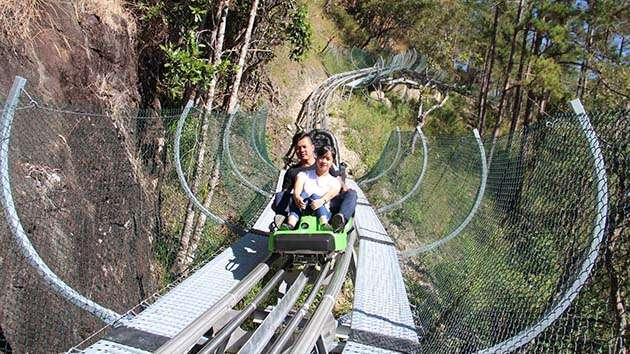 Tham quan khu du lịch thác Datanla