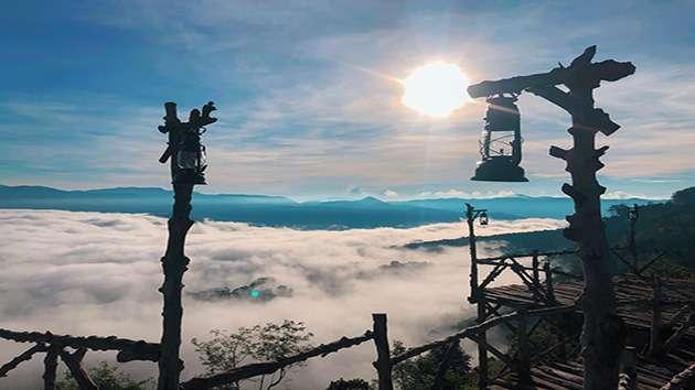 Tour săn mây Đà Lạt 1 ngày