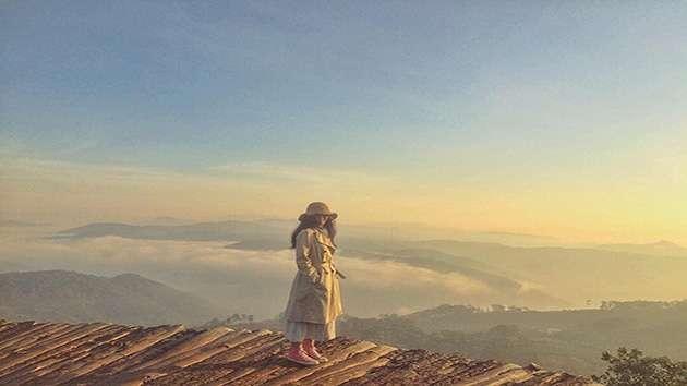 Tour săn mây Đà Lạt có gì Hot?
