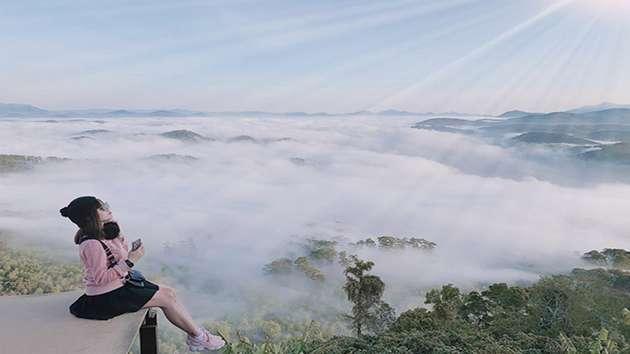 Tour săn mây Đạ Ngàn