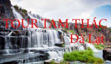 Tour tam thác Đà Lạt