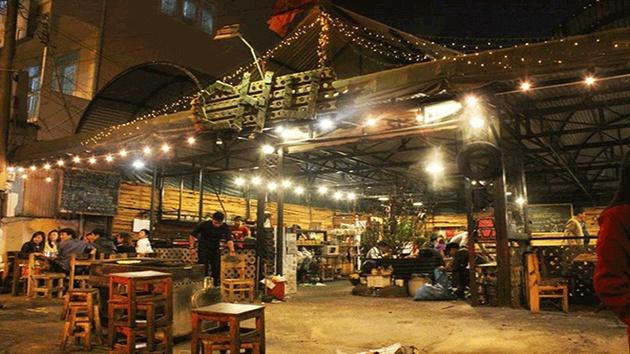 CHU quán lẩu nướng ngon số 1 tại Đà Lạt