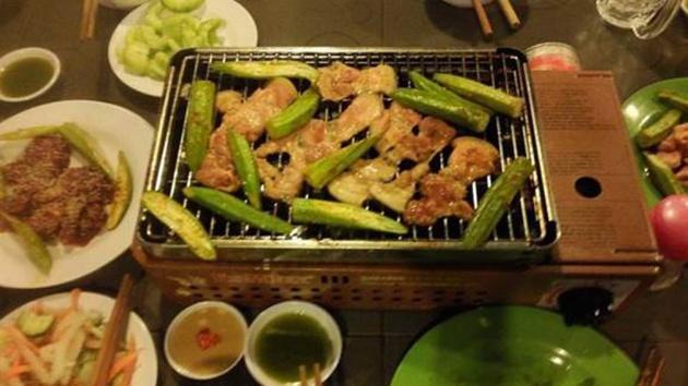 BBQ No.1 quán nướng bình dân tại Đà Lạt