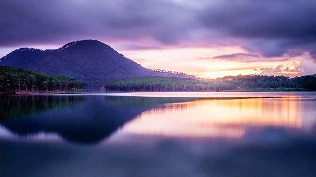 Địa chỉ hồ Tuyền Lâm