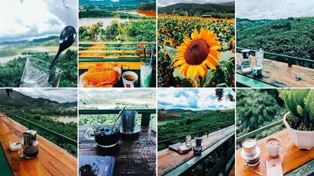 Địa chỉ Mê Linh Coffee Garden Đà Lạt