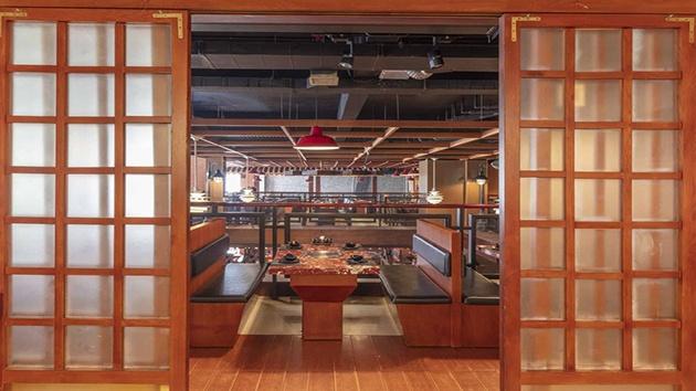 Không gian riêng tư tại Kings BBQ