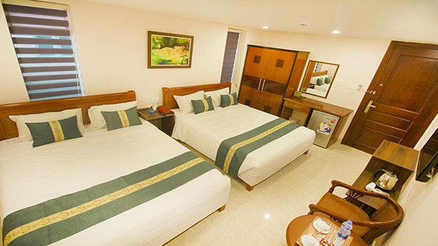 Experience in hotel booking when traveling to Da Lat