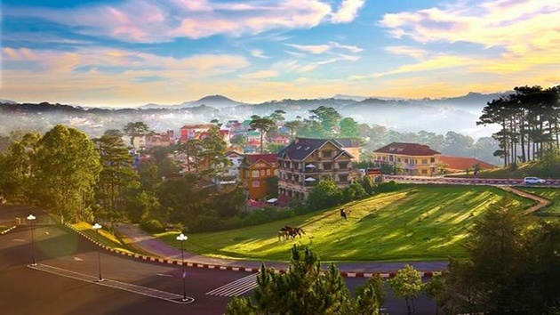 Experience cheap travel Da Lat