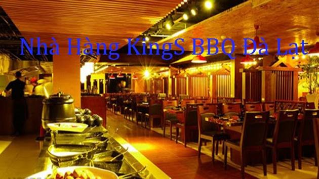 Nhà hàng Kings BBQ Đà Lạt