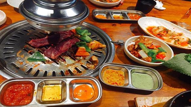 Review nhà hàng ẩm thực Hàn Quốc Fungi Chingu Đà Lạt
