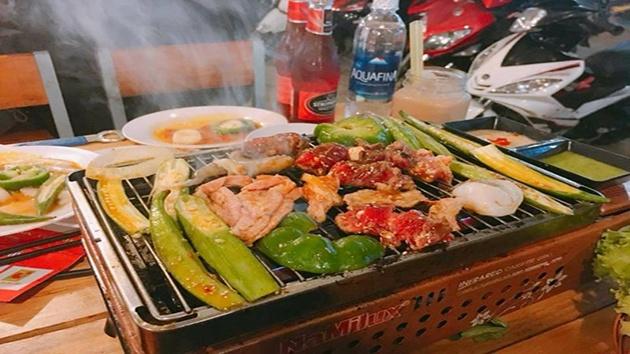 Review quán nướng BBQ No.1 Đà Lạt
