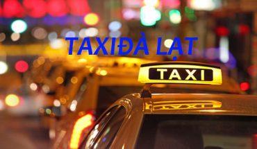 Taxi Đà Lạt