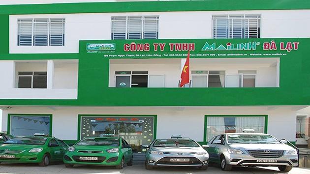 Taxi Mai Linh Đà Lạt