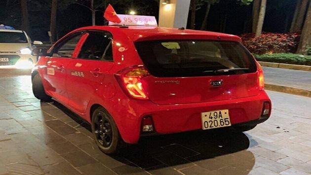 Taxi Sao Đỏ Đà Lạt