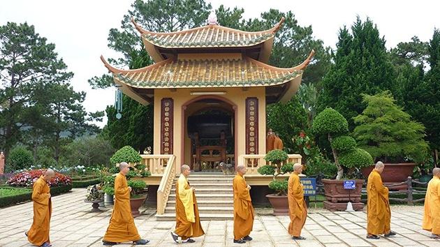 Thiền viện Trúc Lâm Đà Lạt có gì HOT?