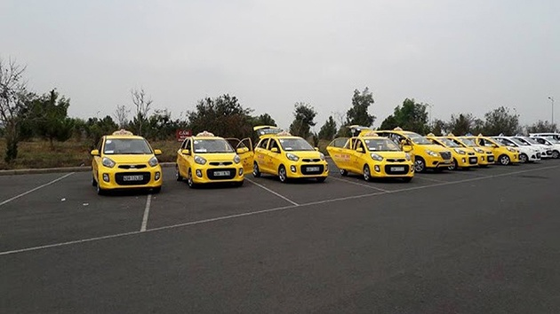 Vinagold Taxi Đà Lạt