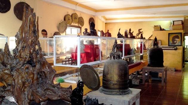 Bảo tàng tại Thiền viện Vạn Hạnh