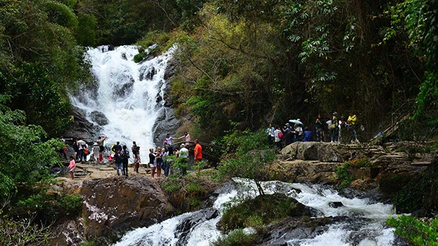 Địa chỉ thác Datanla