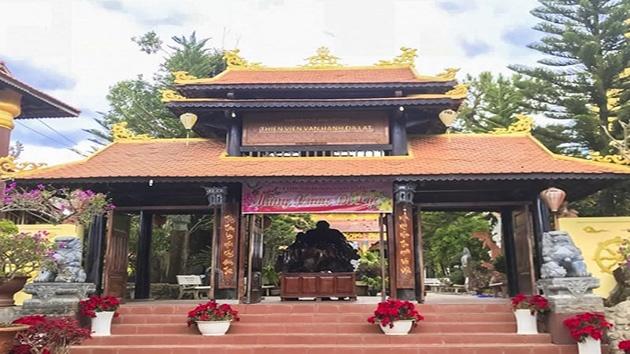 Địa chỉ Thiền viện Vạn Hạnh