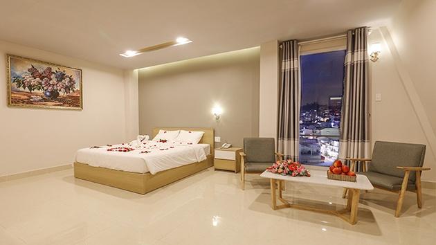 Giá phòng khách sạn 3 sao Đà Lạt