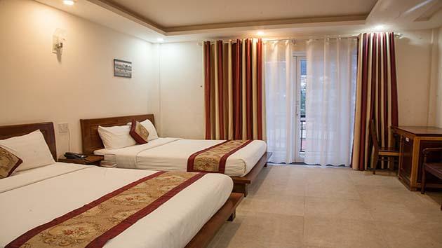 Khách sạn 2 sao Đà Lạt giá rẻ