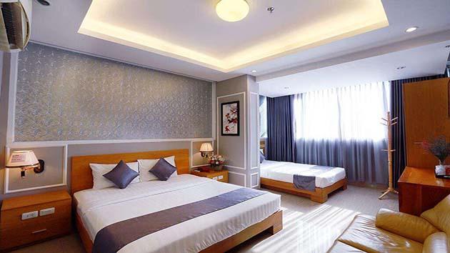 Khách sạn 2 sao gần chợ Đà Lạt