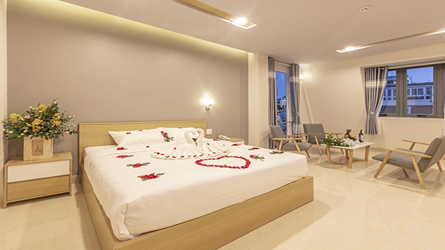 Khách sạn 3 sao gần chợ Đà Lạt