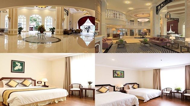 Vì sao nên lựa chọn khách sạn 3 sao Đà Lạt?