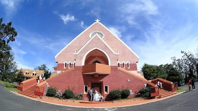 Địa chỉ Nhà thờ Domaine de Marie