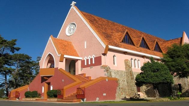 Giá vé tham quan Nhà thờ Domaine de Marie