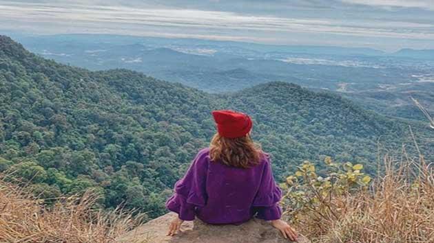 Hình ảnh đẹp tại núi Langbiang Đà Lạt