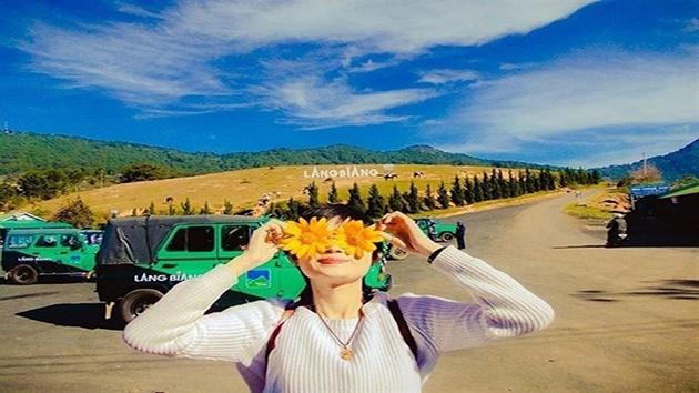 Khu du lịch núi Langbiang Đà Lạt có gì hấp dẫn?