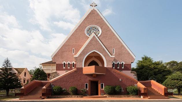 Lịch sử hình thành Nhà thờ Domaine de Marie