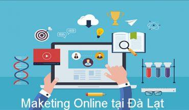 Maketing online tại Đà Lạt