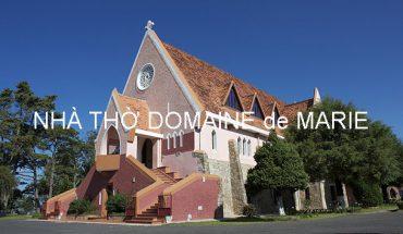 Nhà thờ Domaine de Marie