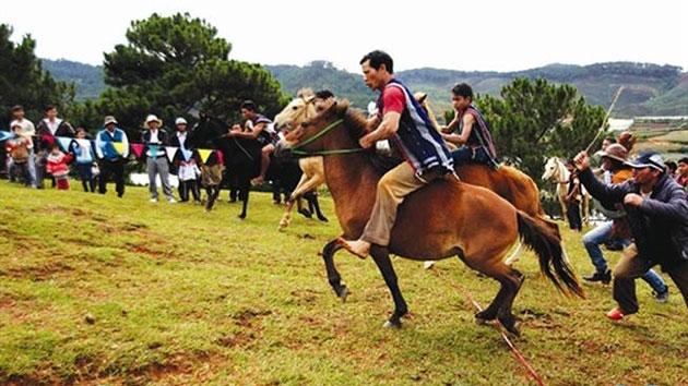 Những trải nghiệm thú vị khác tại núi Langbiang