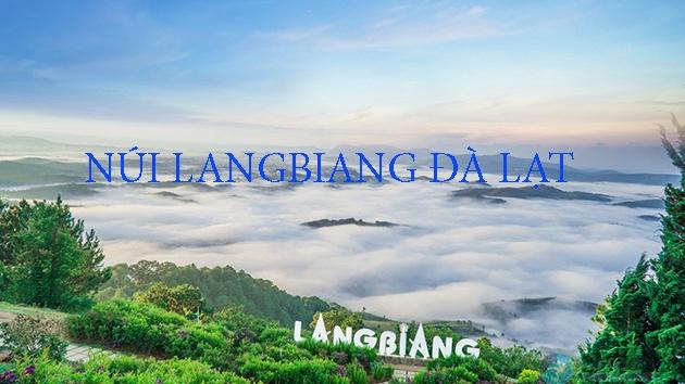 Núi Langbiang Đà Lạt