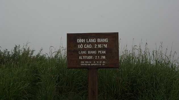 Review núi Langbiang Đà Lạt