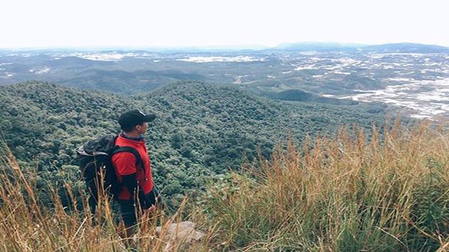 Thời điểm leo núi Langbiang