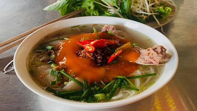 Các món ăn khác tại quán Chú Sơn