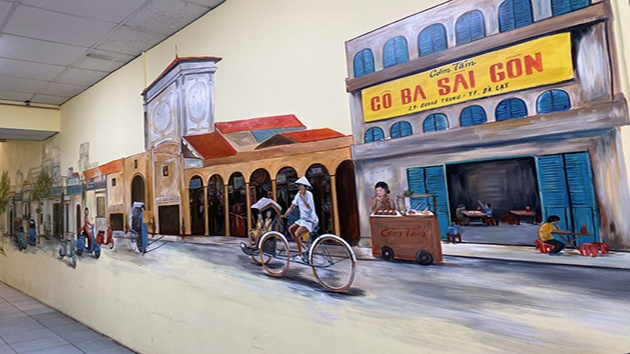 Cơm tấm Cô Ba Sài Gòn